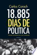 Libro de 18.885 Días De Política