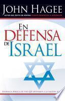 Libro de En Defensa De Israel