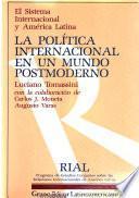 Libro de La Política Internacional En Un Mundo Postmoderno