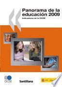 Libro de Panorama De La Educación 2009 Indicadores De La Ocde