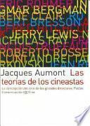 Libro de Las Teorías De Los Cineastas
