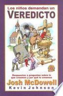 Libro de Los Niños Demandan Un Veredicto