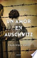 Libro de Un Amor En Auschwitz