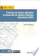 Libro de Patrones De Diseño Aplicados Al Desarrollo De Objetos Digitales Educativos (ode)