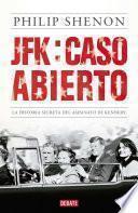 Libro de Jfk: Caso Abierto