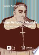 Libro de Fray Antonio Alcalde