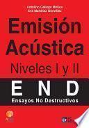 Libro de Emisión Acústica. Niveles I Y Ii