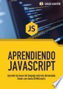Libro de Aprendiendo Javascript