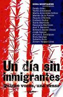 Libro de Un Dia Sin Inmigrantes/ A Day Without Immigrants