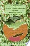 Libro de Nueva Crítica Feminista De Arte