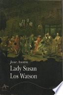 Libro de Lady Susan Los Watson