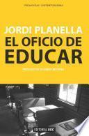 Libro de El Oficio De Educar
