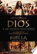 Libro de Una Historia De Dios Y De Todos Nosotros Edición Juvenil
