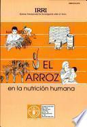 Libro de El Arroz En La Nutrición Humana