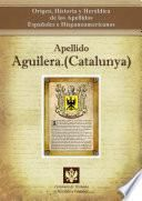 Libro de Apellido Aguilera (catalunya)
