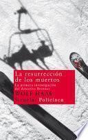 Libro de La Resurrección De Los Muertos