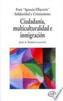 Libro de Ciudadanía, Multiculturalidad E Inmigración