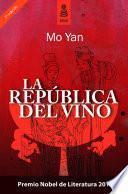 Libro de La República Del Vino