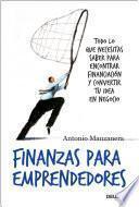 Libro de Finanzas Para Emprendedores