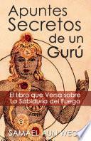 Libro de Apuntes Secretos De Un Guru