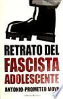Libro de Retrato Del Fascista Adolescente