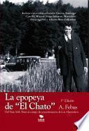 Libro de La Epopeya Del  Chato