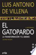 Libro de El Gatopardo