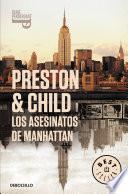 Libro de Los Asesinatos De Manhattan (inspector Pendergast 3)