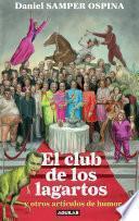 Libro de El Club De Los Lagartos
