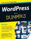 Libro de WordPress Para Dummies