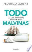 Libro de Todo Lo Que Necesitás Saber Sobre Malvinas