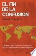 Libro de El Fin De La Confusión