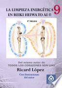 Libro de La Limpieza Energética En Reiki Heiwa To Ai ®