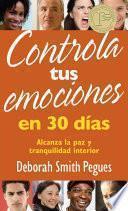 Libro de Controla Tus Emociones En 30 Días