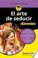 Libro de El Arte De Seducir Para Dummies