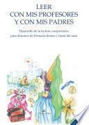 Libro de Leer Con Mis Profesores Y Con Mis Padres