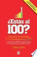 Libro de ¿estás Al 100?