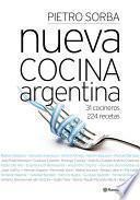 Libro de Nueva Cocina Argentina