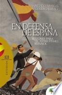 Libro de En Defensa De España