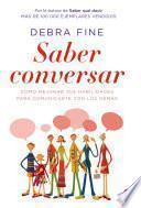 Libro de Saber Conversar