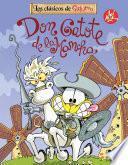 Libro de Don Gatote De La Mancha