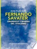 Libro de Fernando Savater