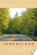 Libro de Inmensidad