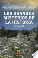 Libro de Los Grandes Misterios De La Historia. Volumen Ii