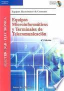 Libro de Equipos Microinformáticos Y Terminales De Telecomunicación