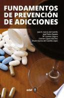 Libro de Fundamentos De Prevención De Adicciones