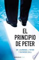 Libro de El Principio De Peter