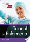 Libro de Tutorial De Enfermería. Volumen Ii