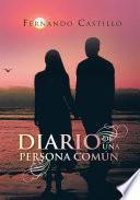 Libro de Diario De Una Persona Común
