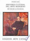 Libro de Historia Cultural Del Arte Moderno